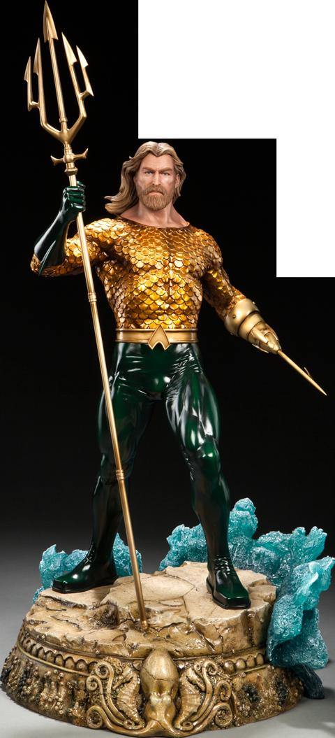 clipart download DC Comics Aquaman Premium Format