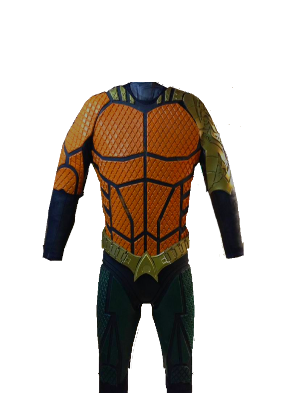 clip freeuse Aquaman Armor by MadFacedkid on DeviantArt