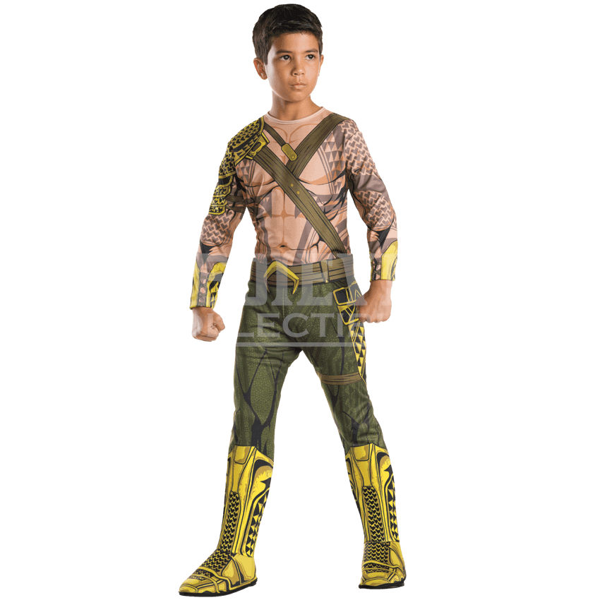 clip free download Kids Aquaman Costume