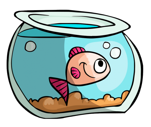 svg stock Fish tank free on. Aquarium clipart.