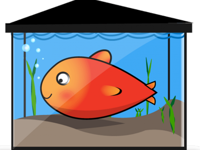 png free library Free on dumielauxepices net. Fish tank clipart black and white