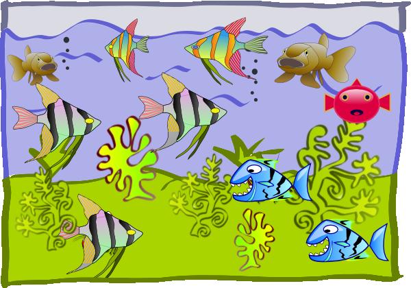image freeuse stock Aquarium Fish Drawing Clip art