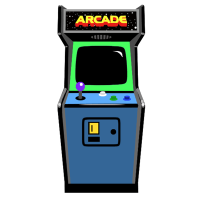 banner library library Quality wallpapers for cool. Arcade clipart