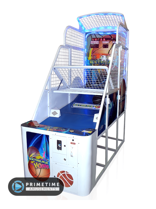 banner freeuse download Arcade clipart box. Basketball machines for sale