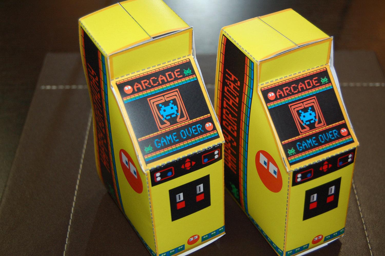 clip download Arcade clipart box. Transparent .