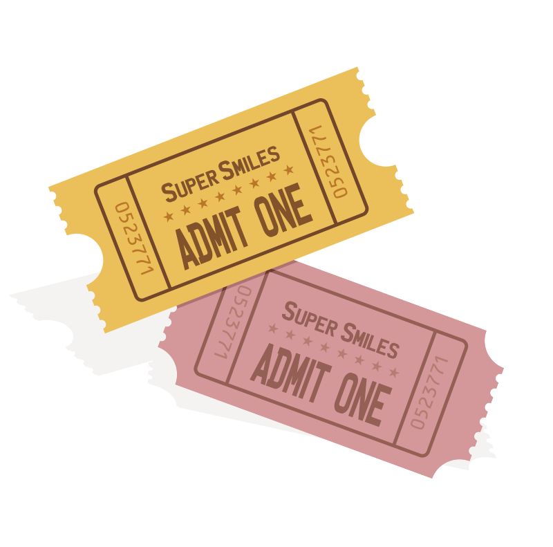 clip freeuse Tickets transparent background frames. Arcade clipart broadway ticket