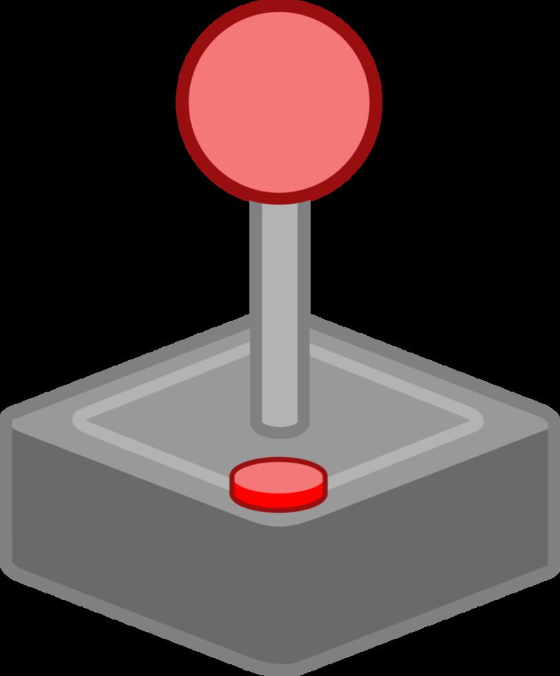 download Arcade clipart cartoon. Joystick cutie mark by