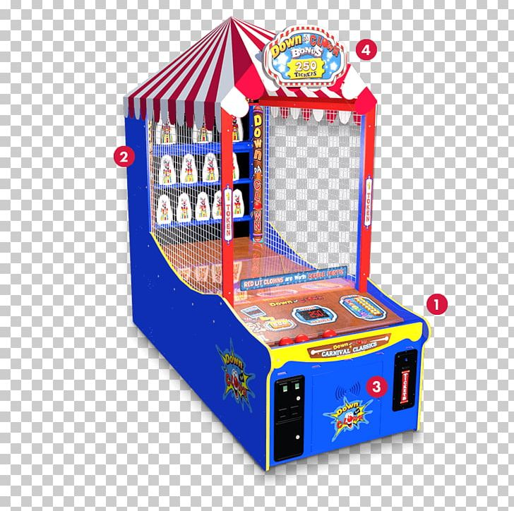 svg freeuse download Arcade clipart circus game. Youtube clowns png amusement