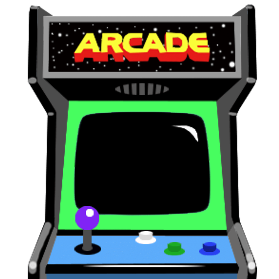 picture black and white download Arcade clipart fall carnival. .