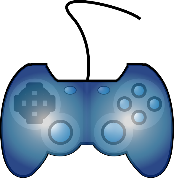 png library library Joypad game clip art. Controller clipart simple