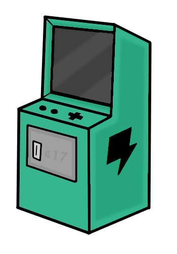 clip art free Drawing at getdrawings com. Arcade clipart game console.