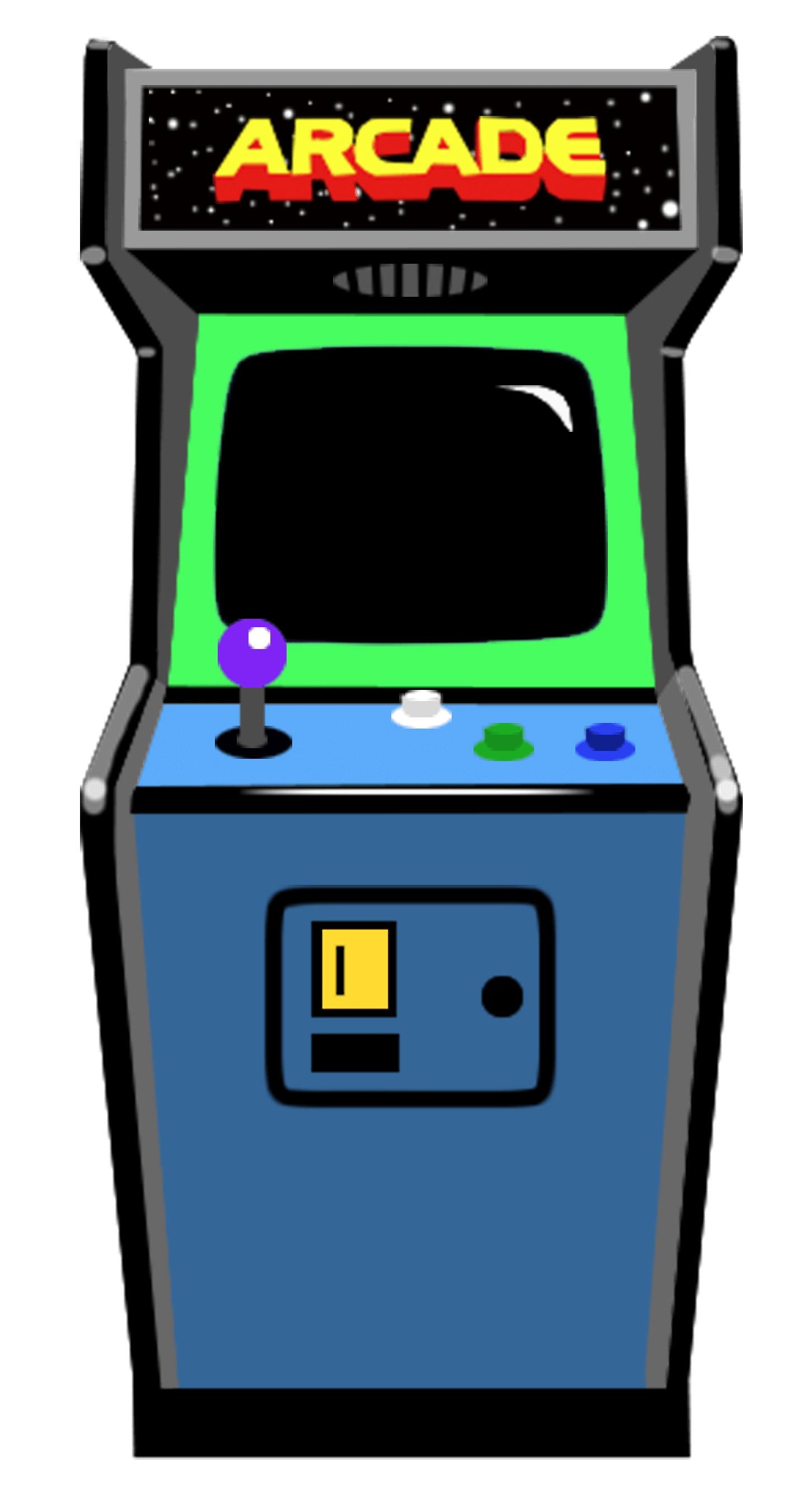 jpg freeuse stock Game clipart arcade game