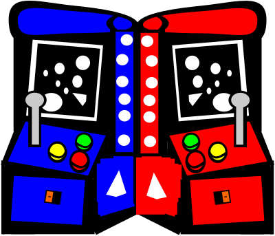 jpg royalty free stock Cliparts . Arcade clipart game zone