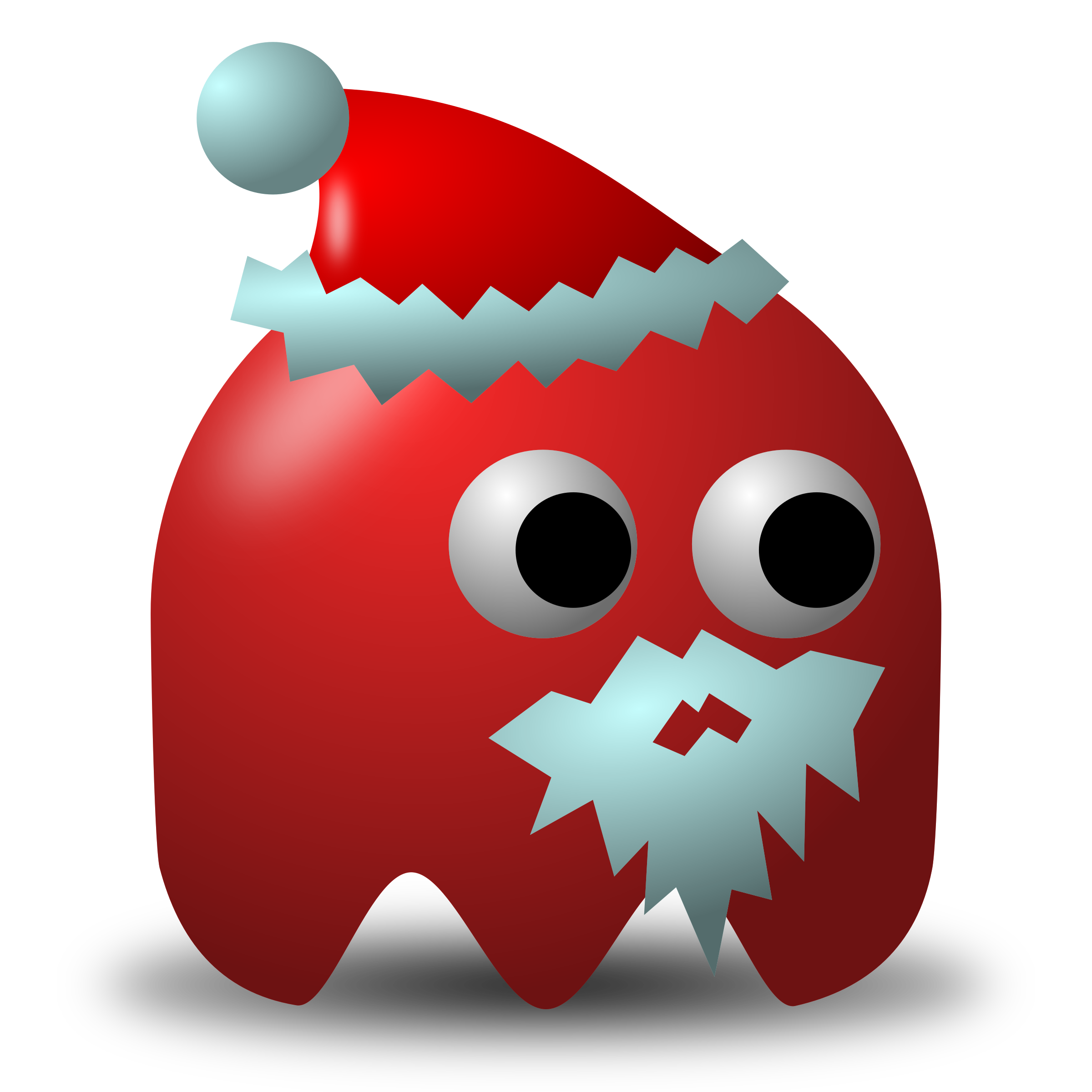 banner transparent stock Arcade clipart gaming. Game baddie santa big.