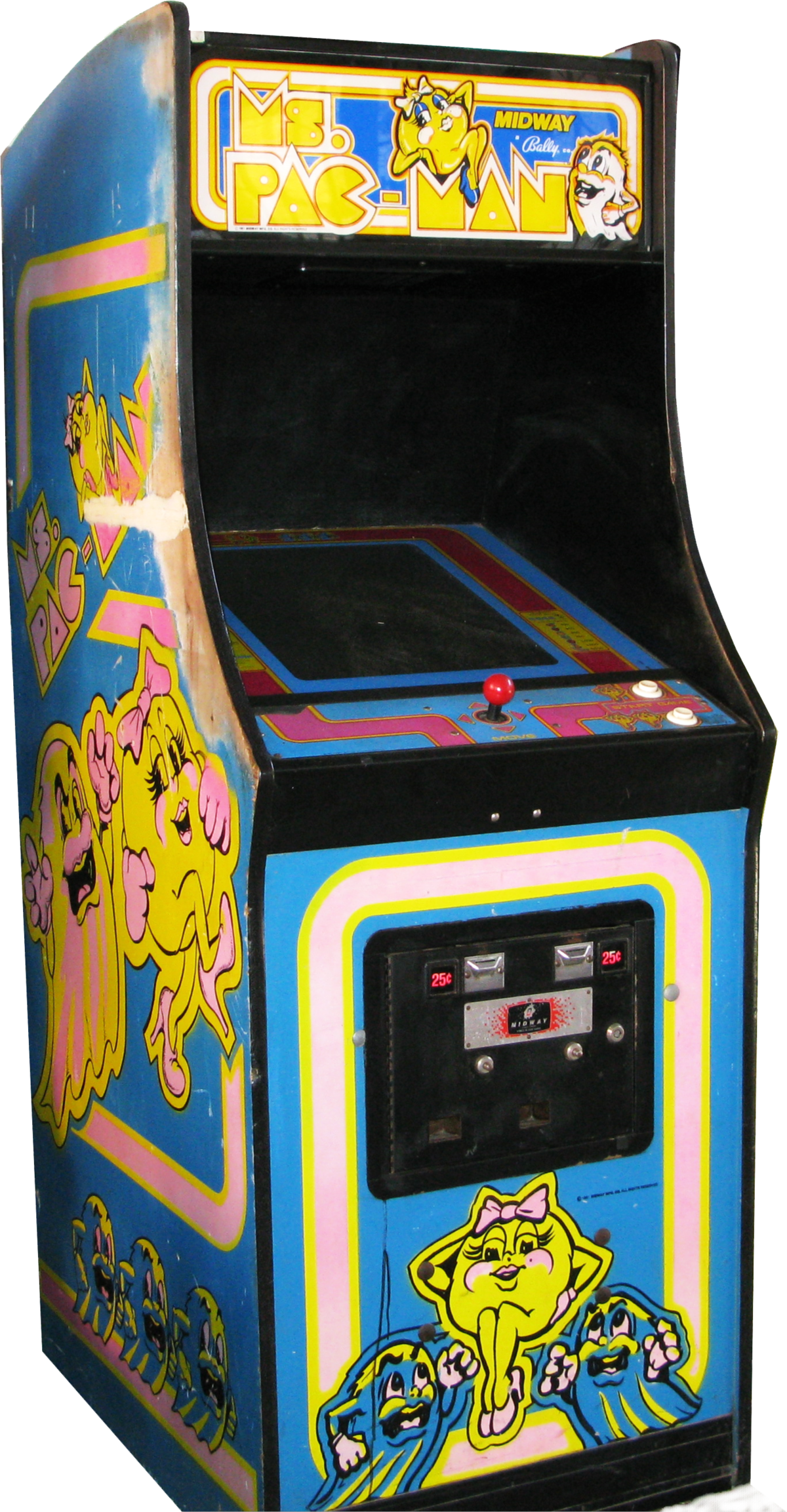 svg library library Arcade clipart gaming. Ms pac man wikipedia.