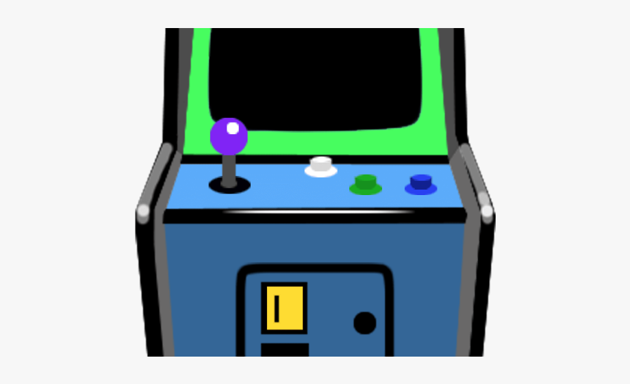 banner free stock Video game png free. Arcade clipart retro