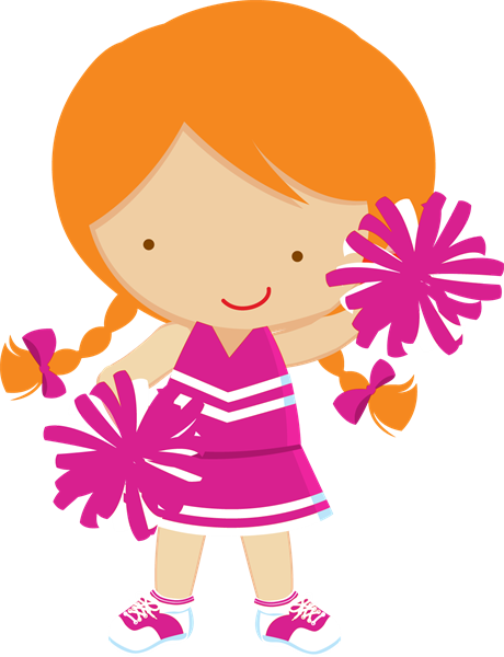 banner free library Arcade clipart school carnival. Cheerleader birthday invitations all
