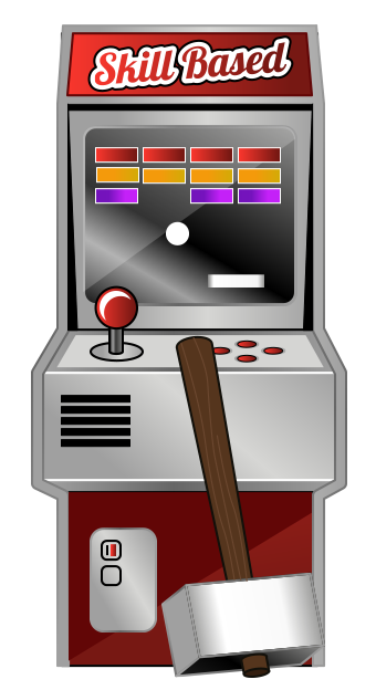 clip transparent download Networked slot machines . Arcade clipart ticket sale