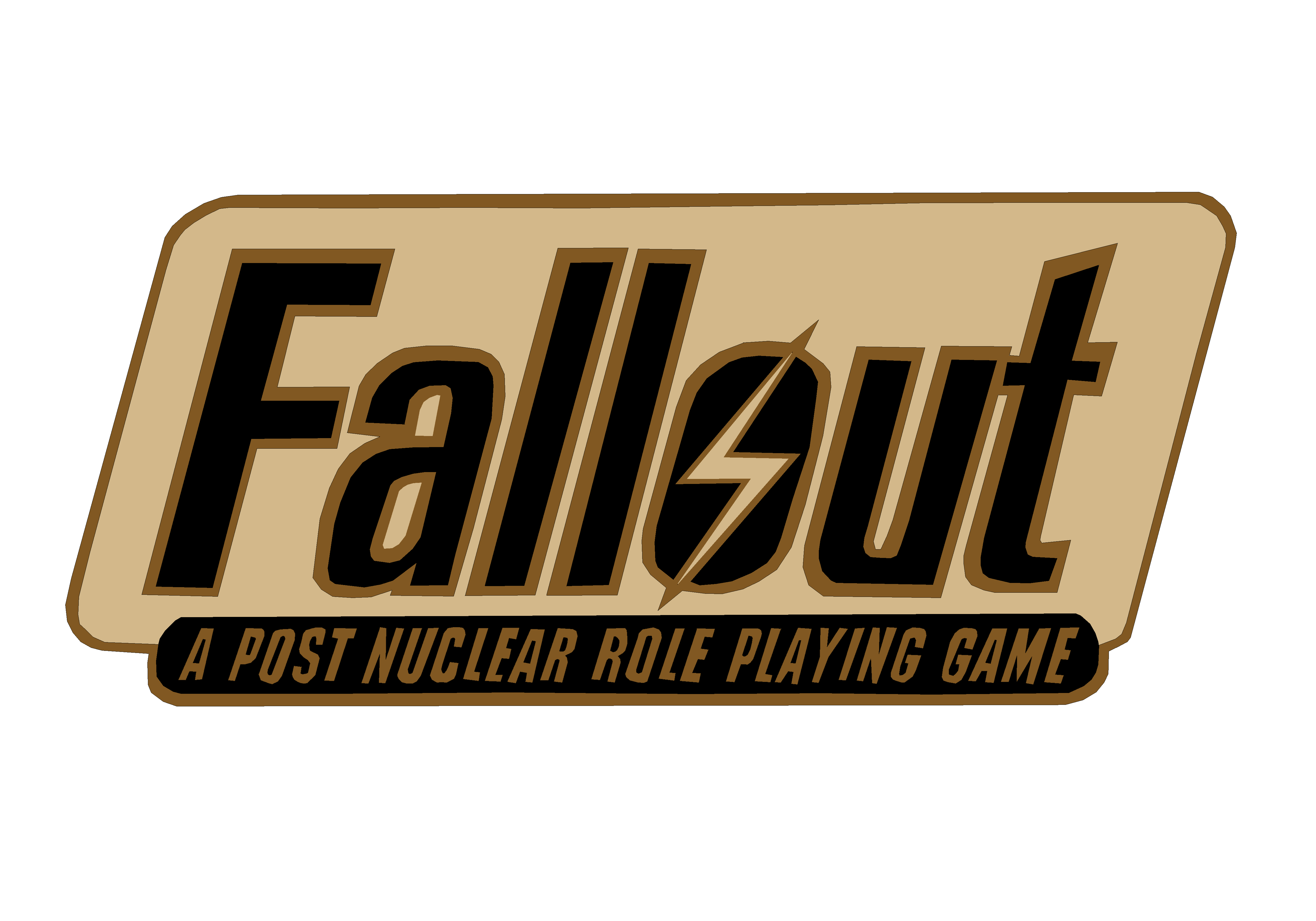 svg freeuse stock Arcade clipart vintage carnival games. Download fallout logo image