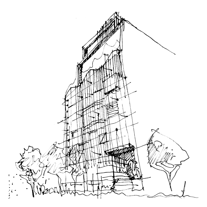 picture transparent Architecture Drawing at GetDrawings