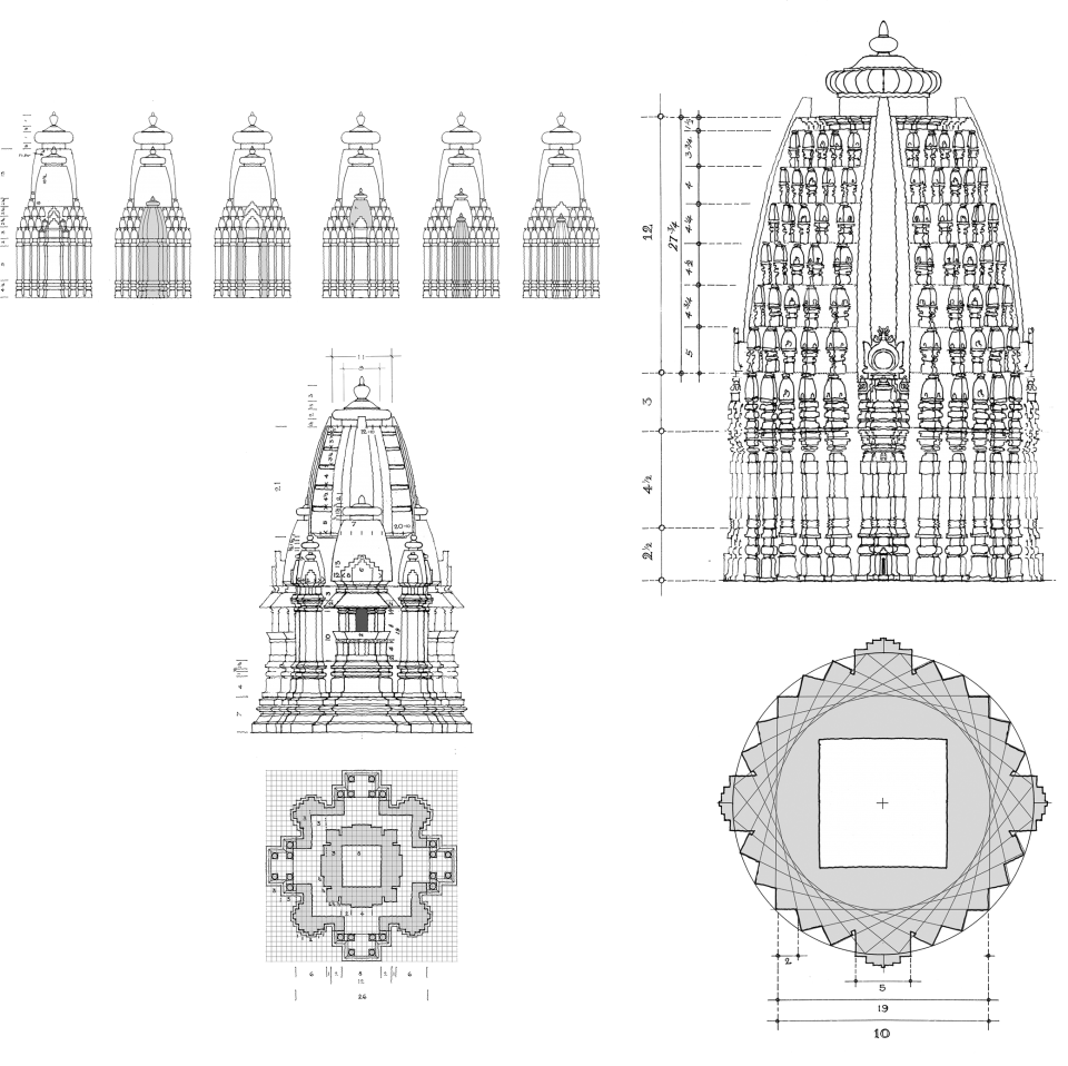 graphic stock Collection of free Temple drawing