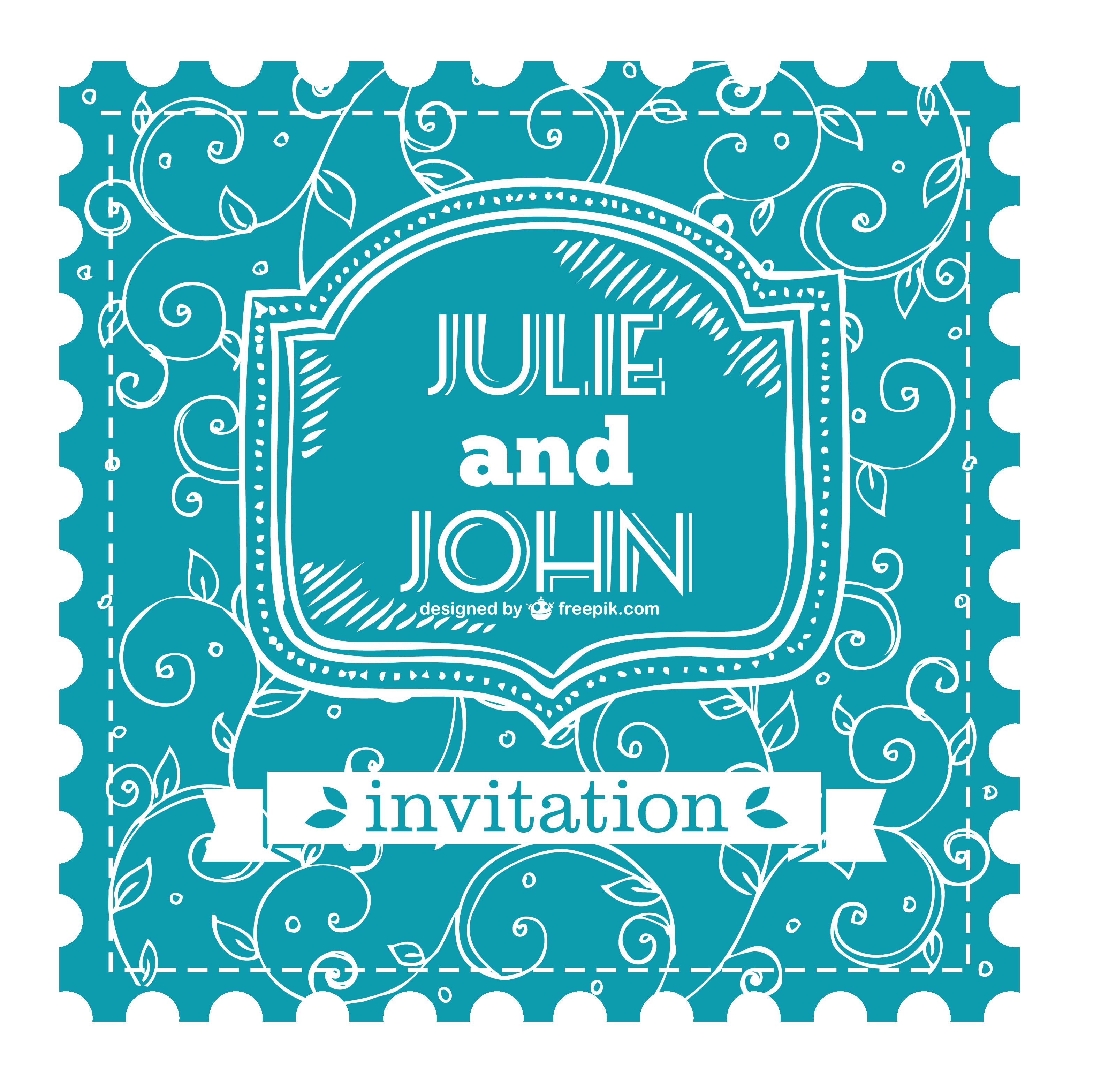 svg download Wedding invitation Vintage clothing Retro style Euclidean vector
