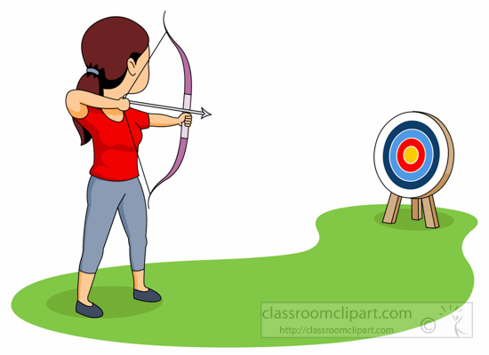 svg freeuse download Archer download best on. Free archery clipart