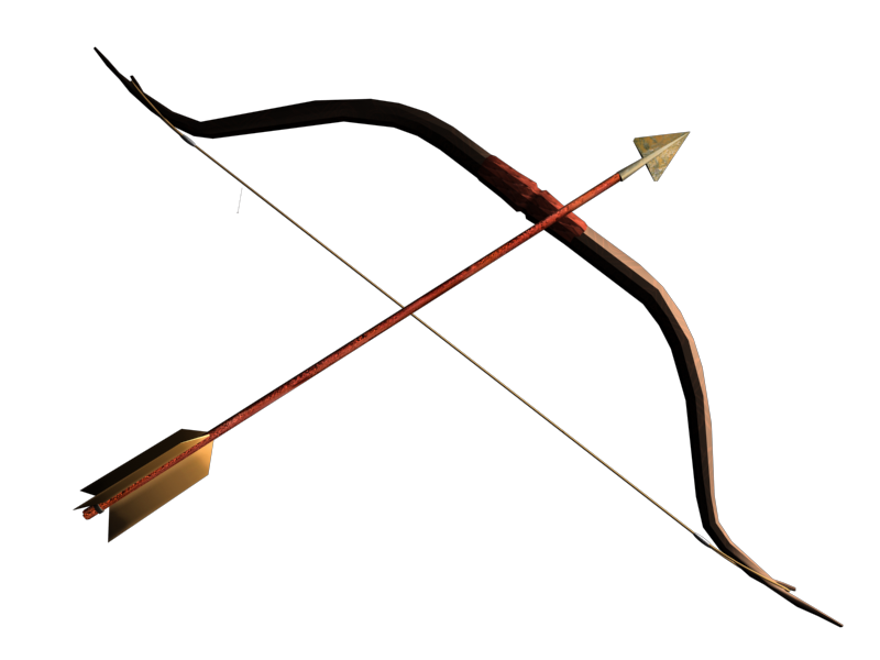 svg royalty free And arrow png transparent. Archery bow clipart.