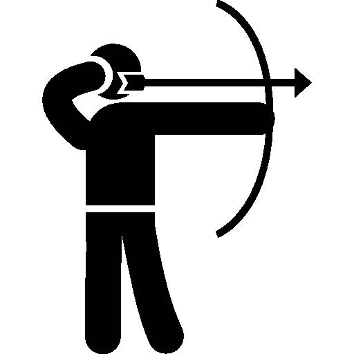 jpg library stock Archery bow clipart. Training equipment range longmont.