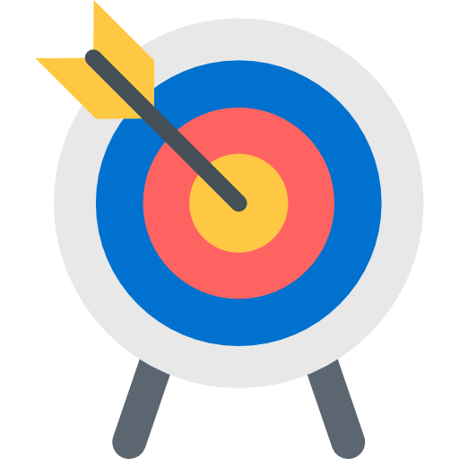 svg royalty free stock Olympic event free for. Archery clipart
