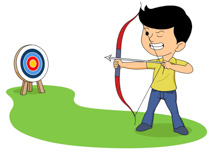 freeuse download Clip art transparent free. Archery clipart