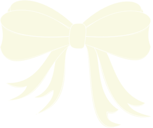 graphic free Champaigne bow ribbon no. Archery clipart background