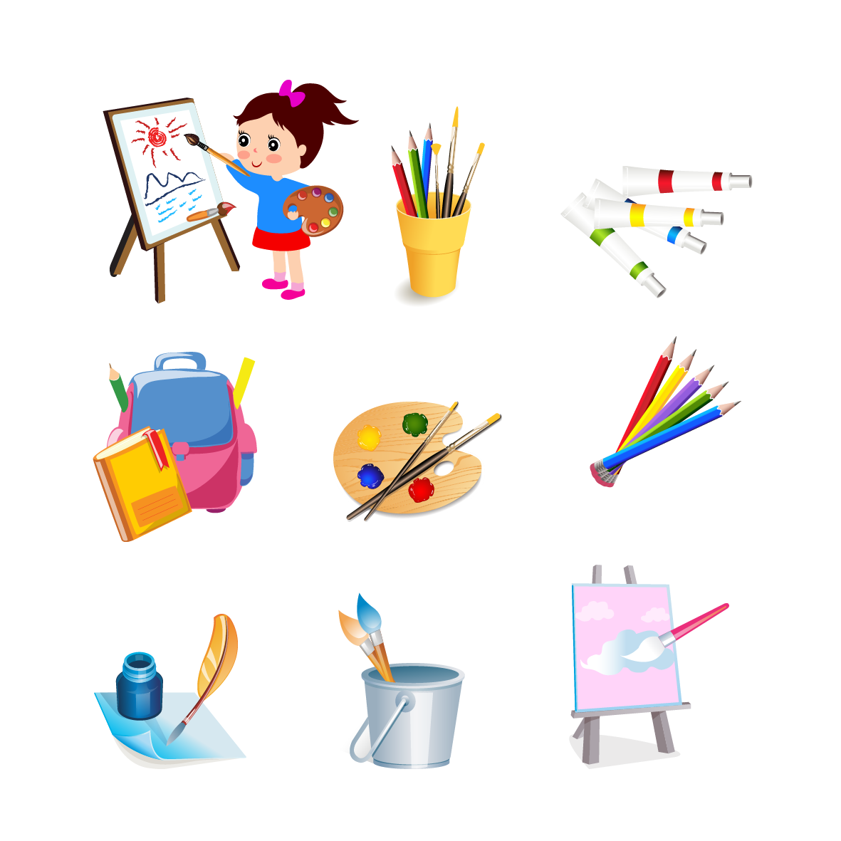 banner royalty free library Tools Clip Art Drawing at GetDrawings
