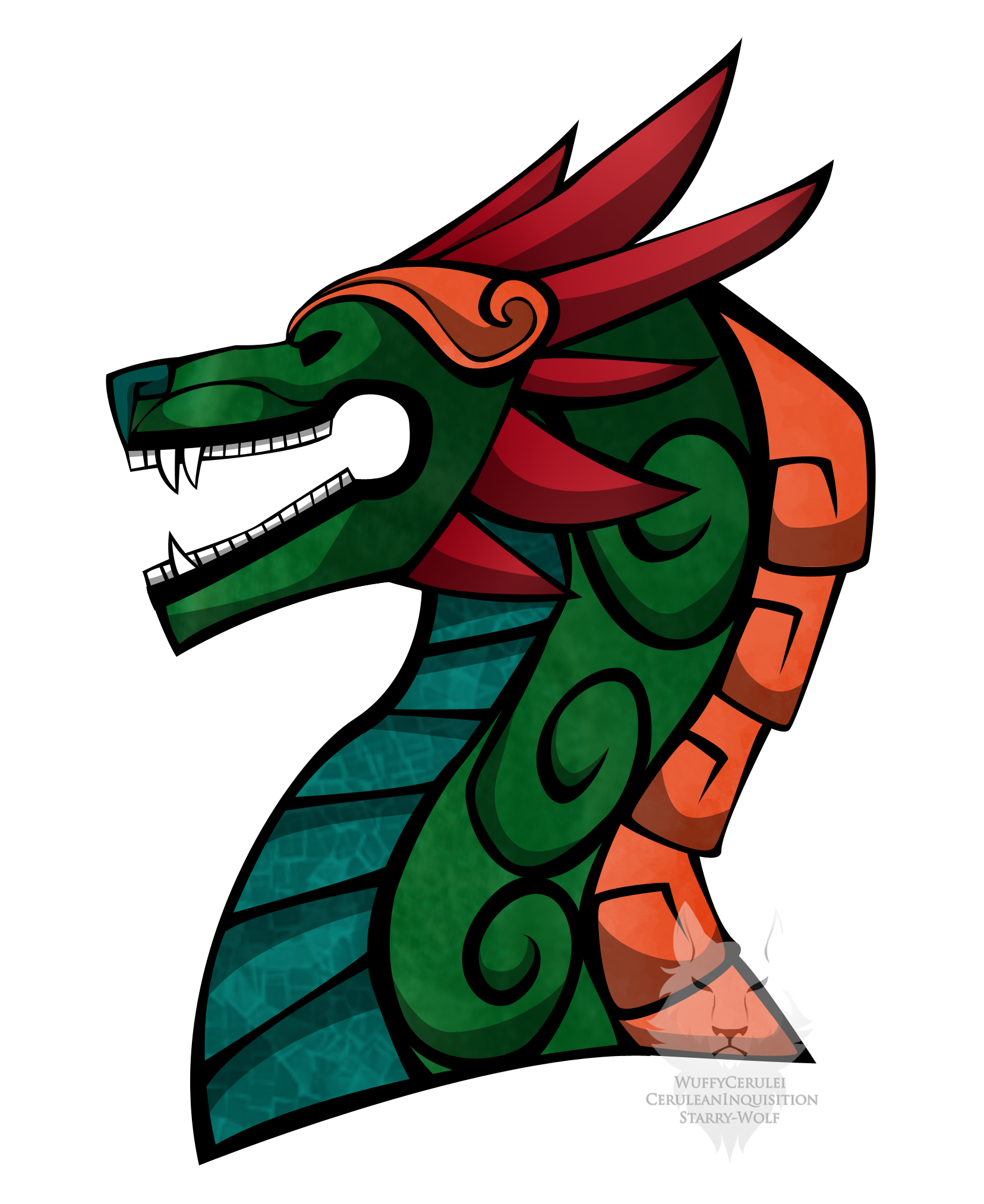 svg transparent download Argonian drawing. Media style version of