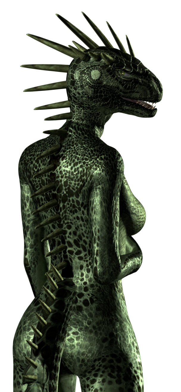 image The Argonian Female Scales