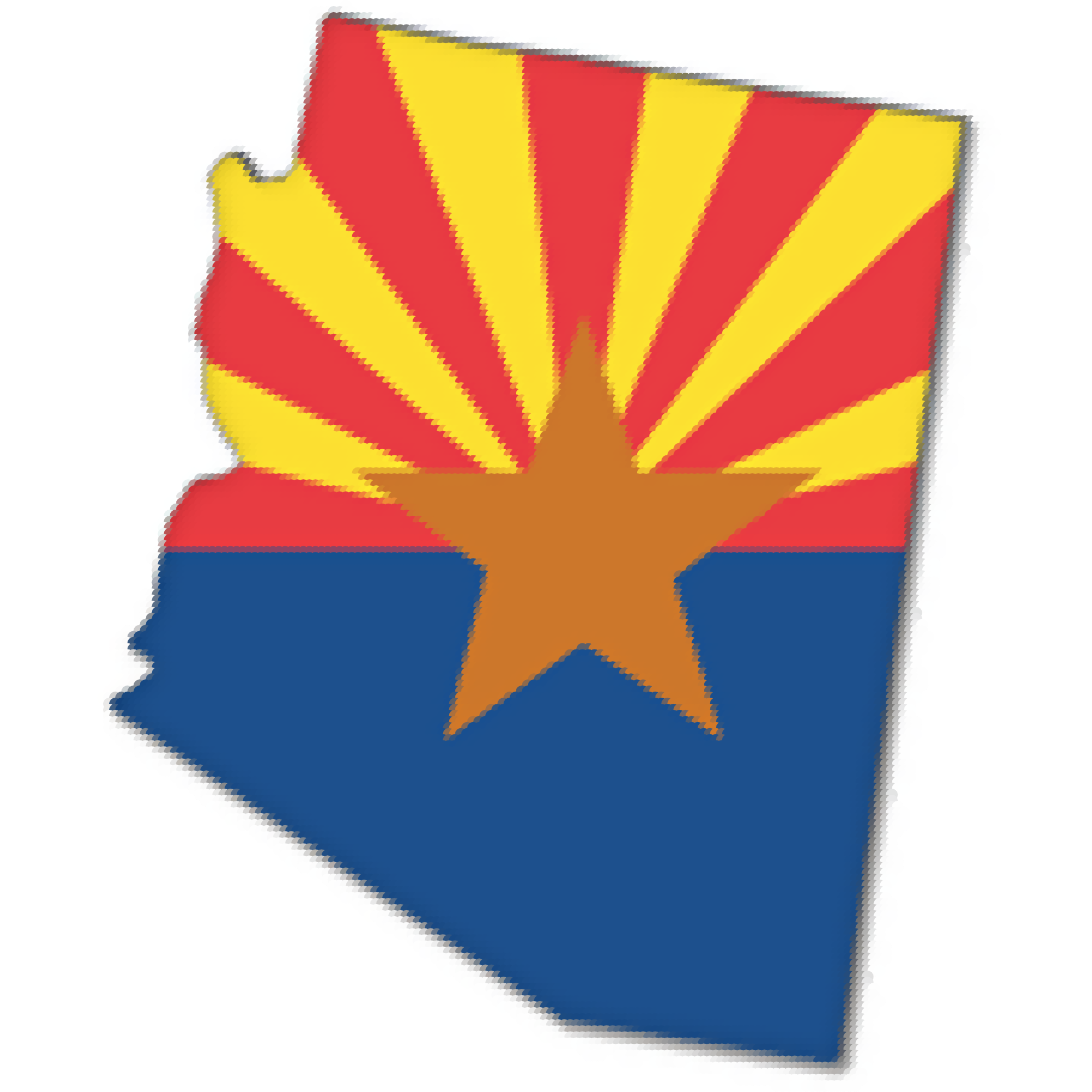 graphic library library Transparent arizona clip art. Clipart