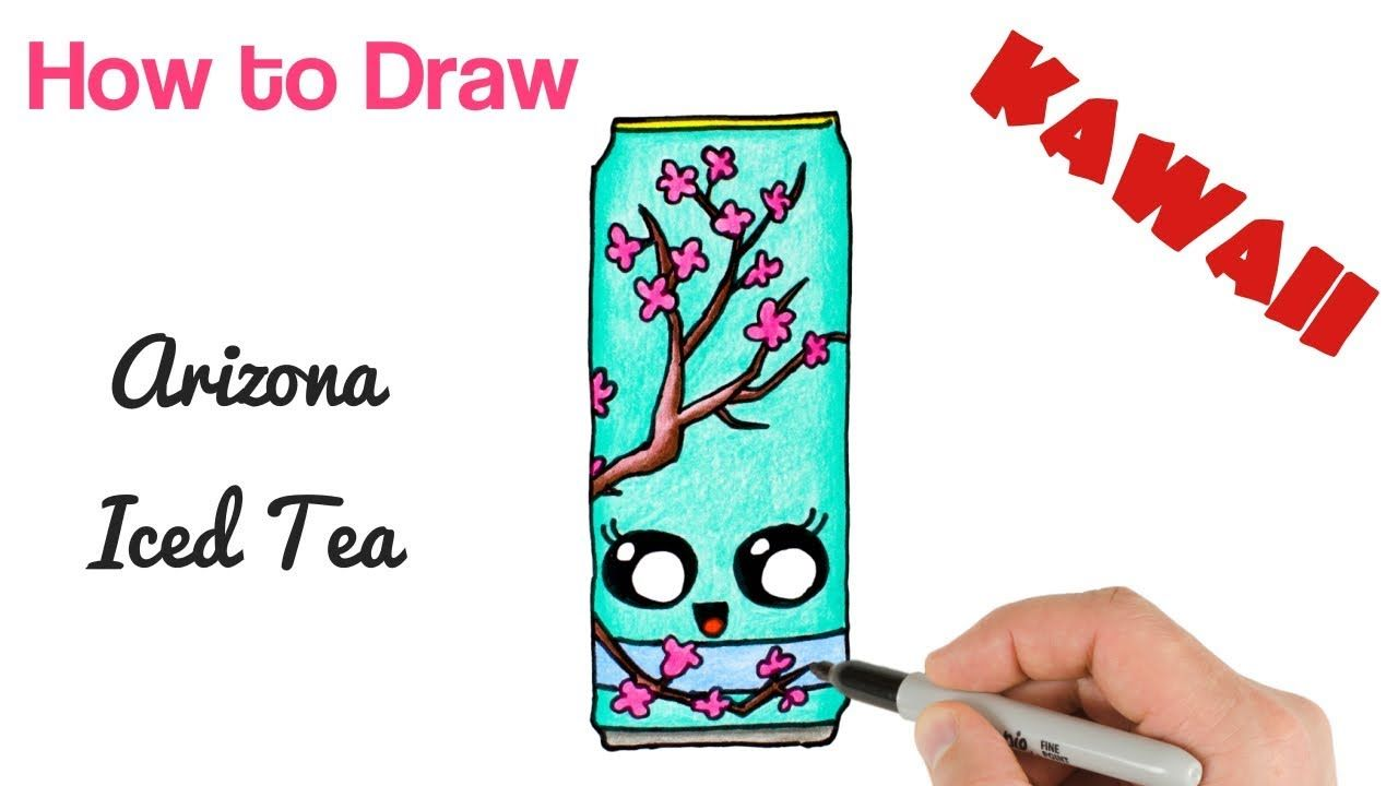 png library download How to draw drink. Arizona drawing cute