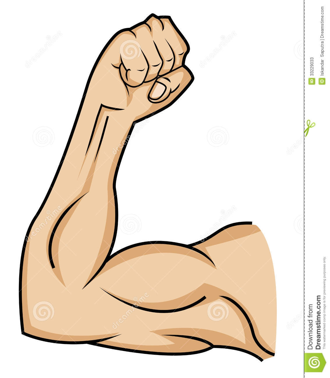 download Muscle transparent free for. Arm clipart.