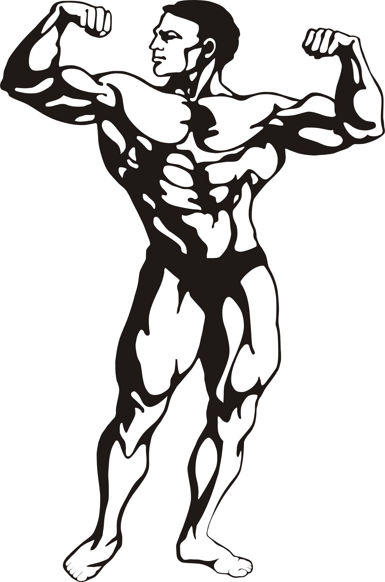 image library library Gym clipart office building. Fitness arm free on