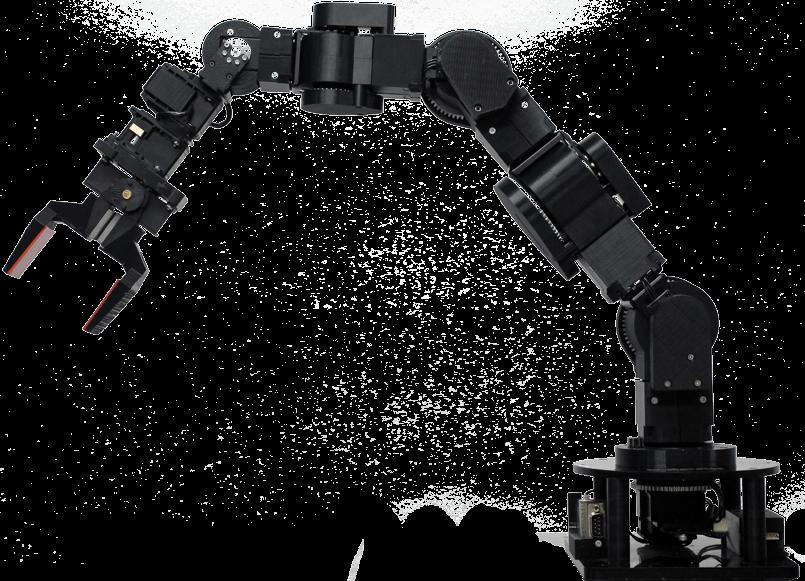 clip art freeuse Robot Arm transparent PNG