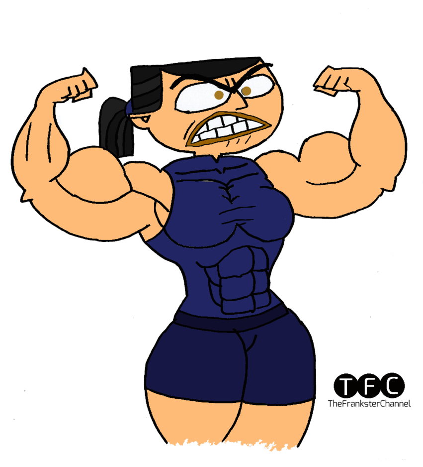 clip library stock Muscle eva biceps by. Arm flexing clipart.