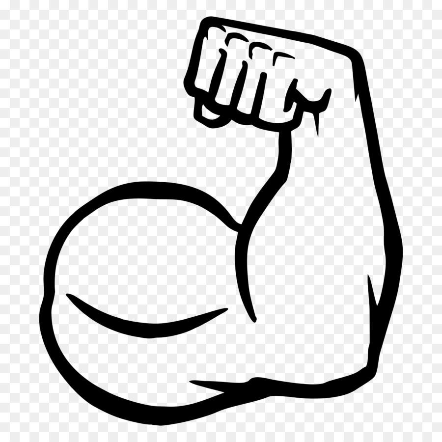 transparent download Arms png free transparent. Arm muscle clipart