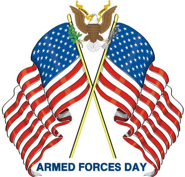 svg transparent library Armed Forces Day Clipart