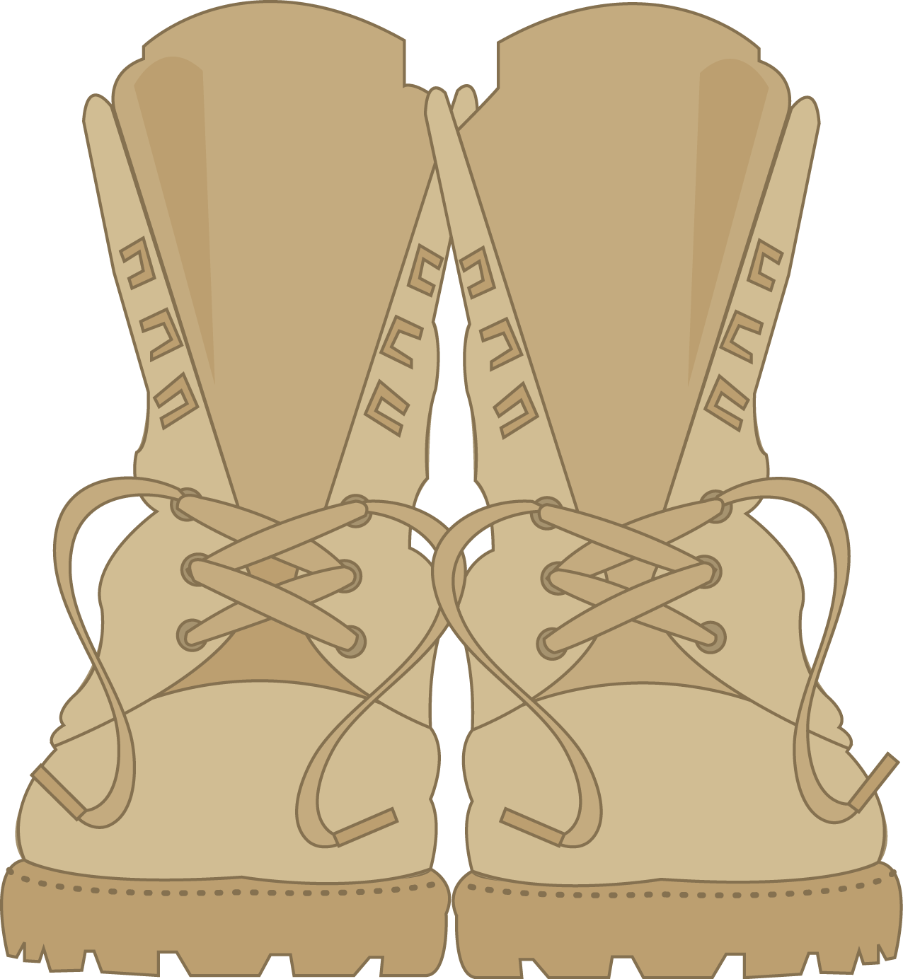 picture freeuse download  collection of combat. Army boots clipart