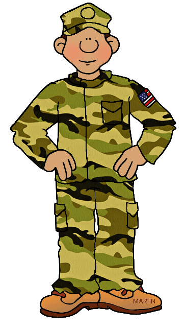 png freeuse stock Army clipart. Clip art black and.