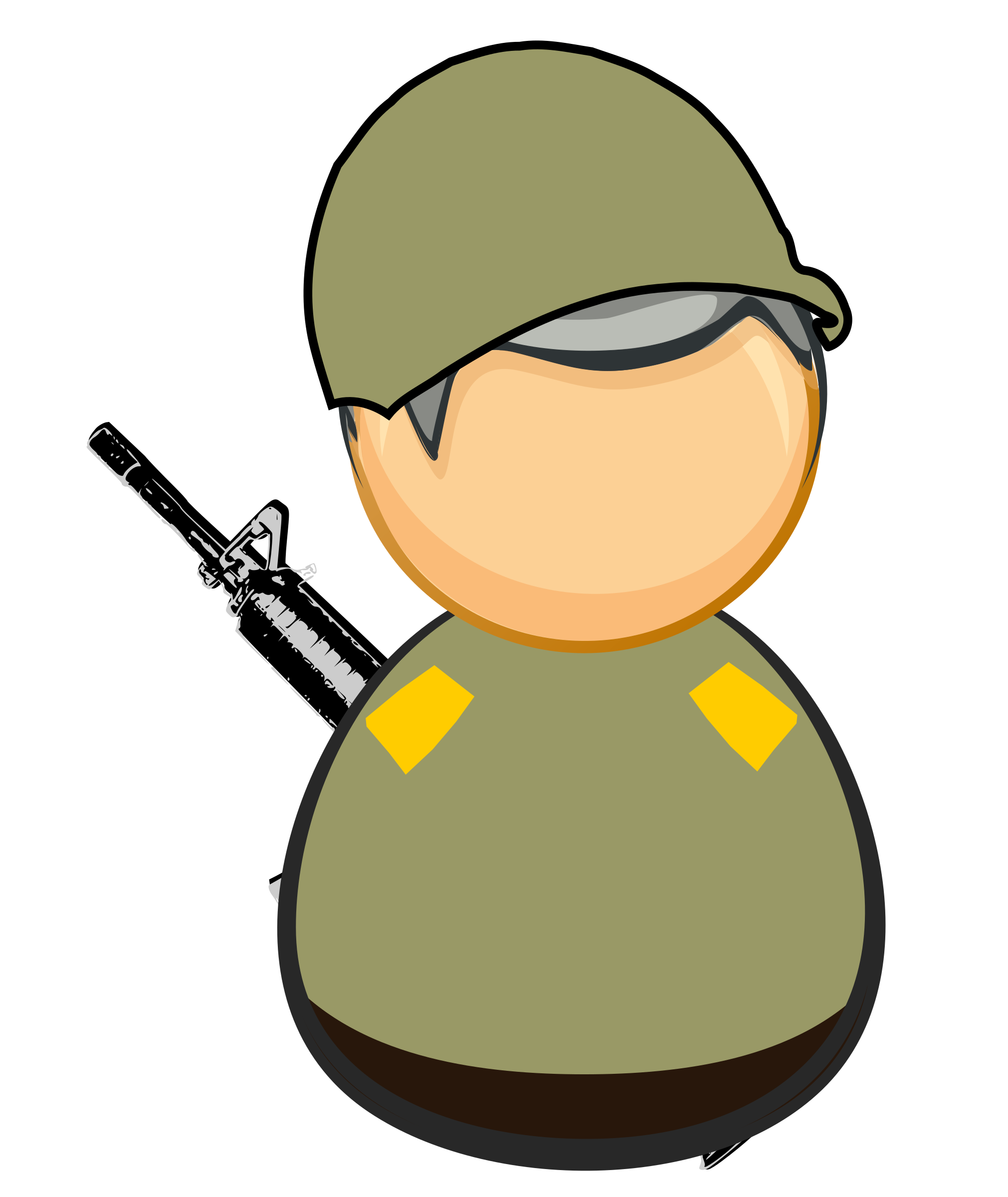 clipart freeuse Transparent free on dumielauxepices. Army clipart clip art.