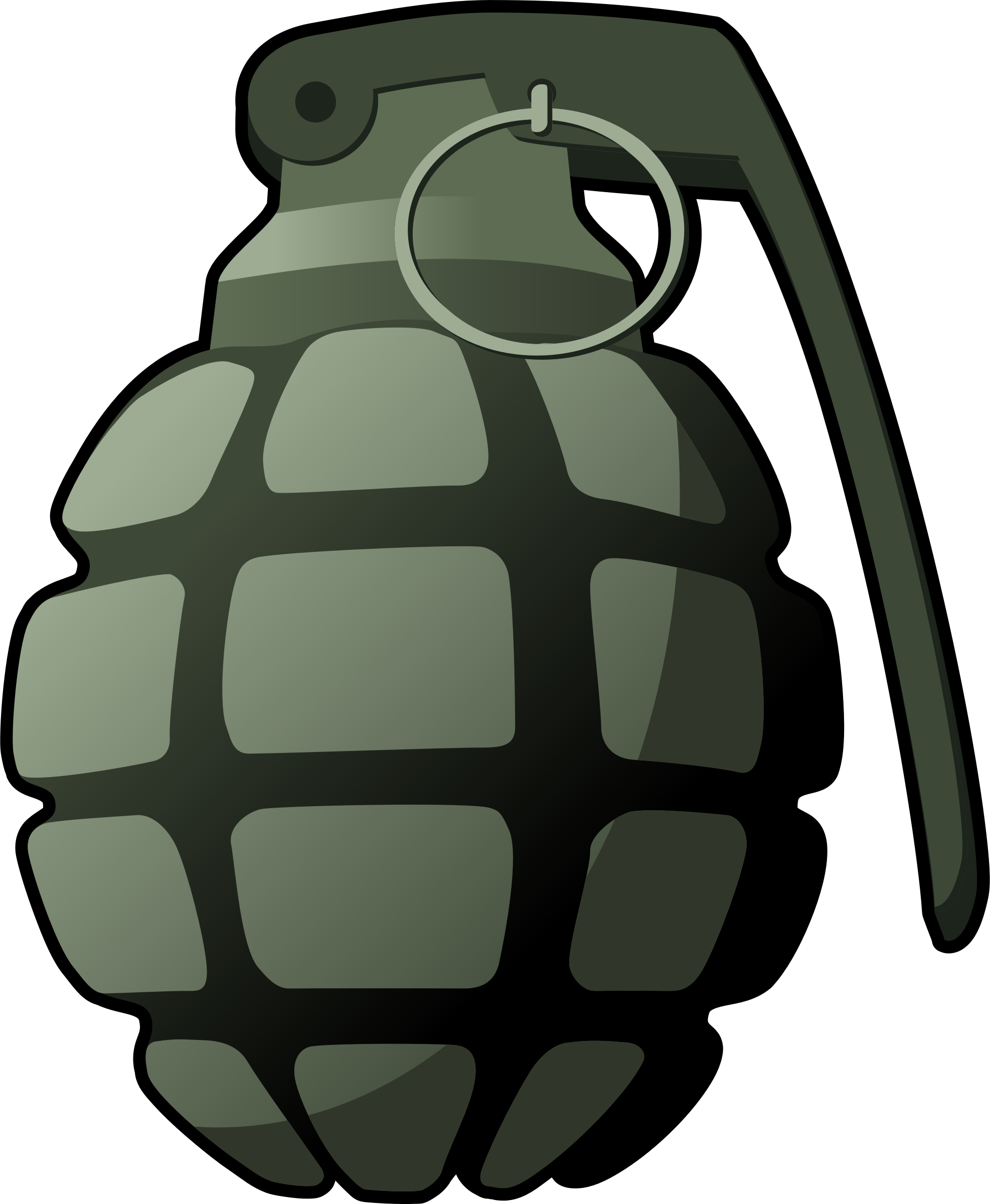 picture library library Army clipart hand. Image for free grenade.