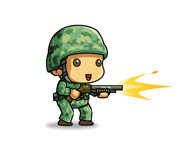 clip art stock Tiny royalty free game. Brave clipart soldier