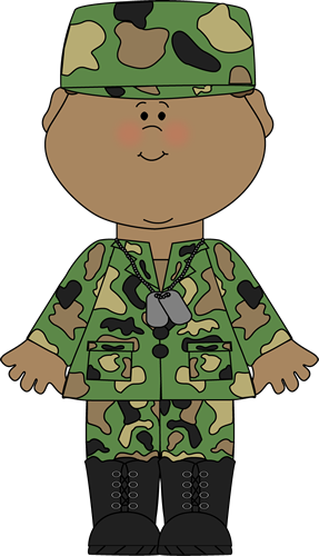 clip art library Soldier free on dumielauxepices. Army clipart.