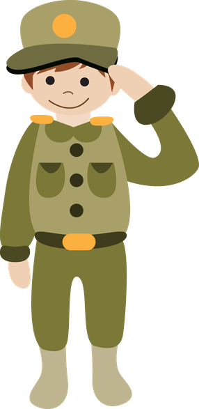 clip art freeuse stock Pol cia ex rcito. Army guy clipart.
